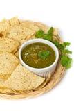 Salsa Verde Stock Photos