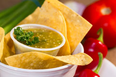 Salsa verde. Royalty Free Stock Photos