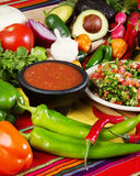 Salsas Stock Images