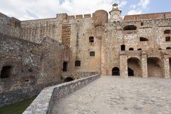 Salses Le Chateau,Occitanie,France. Royalty Free Stock Photo