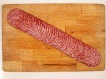 Salsiccia Fotografie Stock