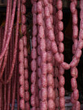 Salsiccia Fotografia Stock Libera da Diritti