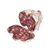 Salsiccia asciutta francese Fotografia Stock