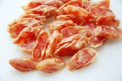 Salsiccia cinese immagine stock