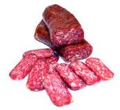 Salsiccia di maiale Fotografia Stock Libera da Diritti