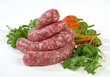 Salsiccia di maiale Royalty Free Stock Photography