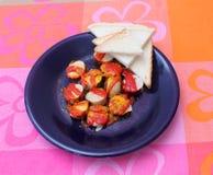 Salsiccia fresca Immagini Stock