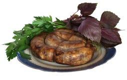 Salsiccia ucraina Immagini Stock