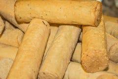 Salsiccia vietnamita di yo del MOO, salsiccia di maiale bianca Fotografia Stock Libera da Diritti