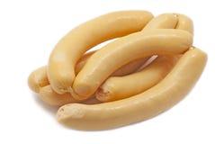 Salsiccie Immagini Stock
