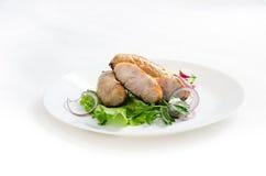 Salsiccie Fotografia Stock