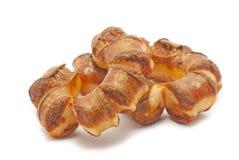 Salsiccie fritte Immagini Stock Libere da Diritti