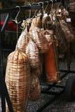 Salsiccie italiane Fotografia Stock