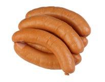Salsicha Imagens de Stock