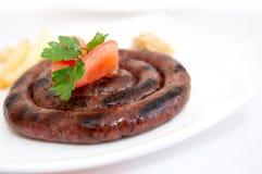 Salsicha Imagem de Stock Royalty Free