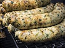 Salsicha de carne de porco Imagens de Stock Royalty Free