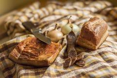 Salsicha fumada Imagem de Stock Royalty Free