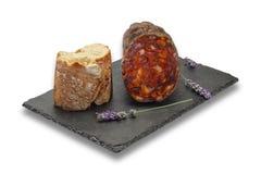 Salsicha ibérica Imagem de Stock