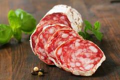 Salsicha seca francesa Imagem de Stock
