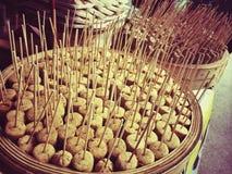 Salsicha vietnamiana Fotografia de Stock Royalty Free