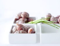 Salsichas Fotos de Stock