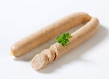 Salsichas alemãs Fotos de Stock