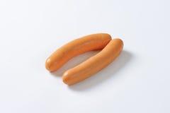Salsichas de Mini Vienna Imagem de Stock Royalty Free