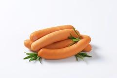 Salsichas de Viena Imagem de Stock