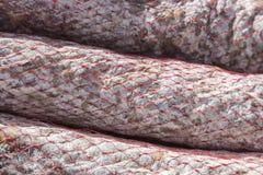 Salsichas secas francesas fotografia de stock royalty free