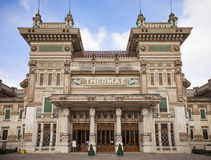 Salsomaggiore thermal bath Royalty Free Stock Photos