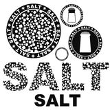 Salt Royalty Free Stock Photos