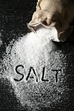 salt Royaltyfri Foto