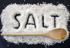 salt Arkivfoton