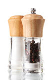 Salt And Pepper Mills Royalty Free Stock Images