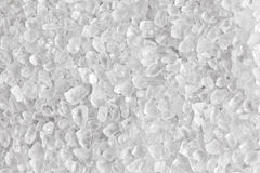 Salt background Royalty Free Stock Image