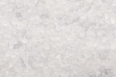 Salt bakgrund för hav, bästa sikt Arkivfoto