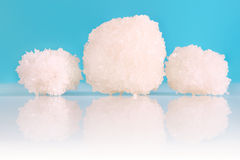 Salt balls Royalty Free Stock Photo