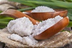 Salt bath Stock Images