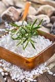 Salt bath Stock Photos