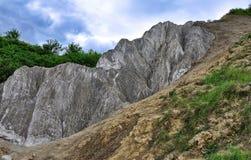 salt berg Arkivfoto