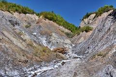 salt berg Royaltyfria Bilder