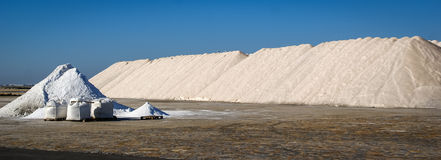 salt berg Royaltyfri Bild