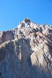 Salt berg av Cardona Arkivbilder