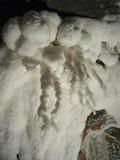Salt berg, Cardona, Catalonia, Spanien Royaltyfri Foto