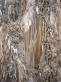 Salt berg, Cardona, Catalonia, Spanien Royaltyfria Foton