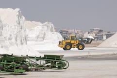 Salt berg i sydliga Spanien Fotografering för Bildbyråer