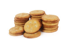 Salt Biscuits Royalty Free Stock Image