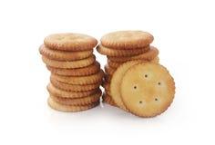 Salt Biscuits Stock Photos