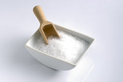 Salt bowl Stock Photography