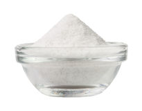 Salt bowl Royalty Free Stock Image